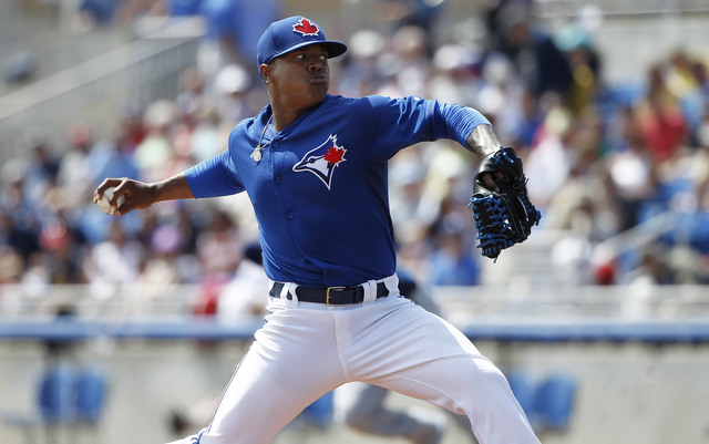 Marcus Stroman is just about ready to help the Blue Jays.
