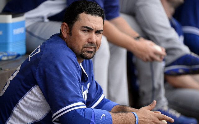 Adrian Gonzalez expects to be ready for the season-opener this weekend.
