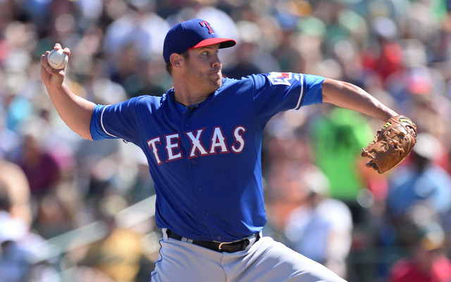 Colby Lewis will soon make his first start since the middle of the 2012 season.