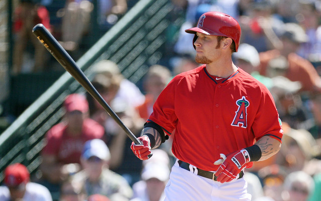 Josh Hamilton is one step closer to rejoining the Angels.