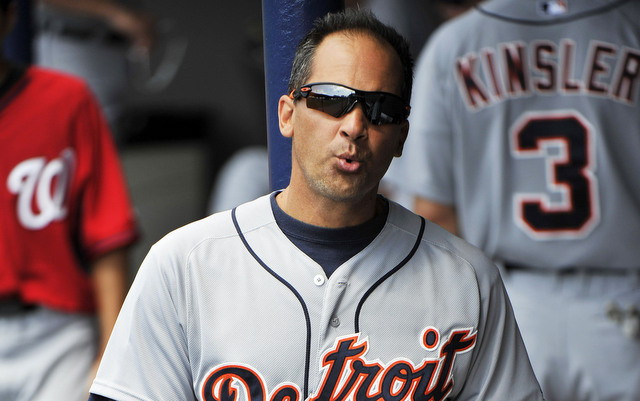 A comeback for Omar Vizquel? It was discussed.