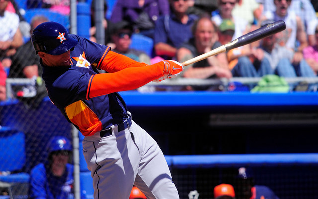 Could there be some recourse for George Springer's service time?