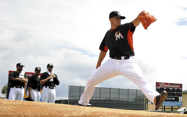 Can Jose Fernandez actually get better in 2014?