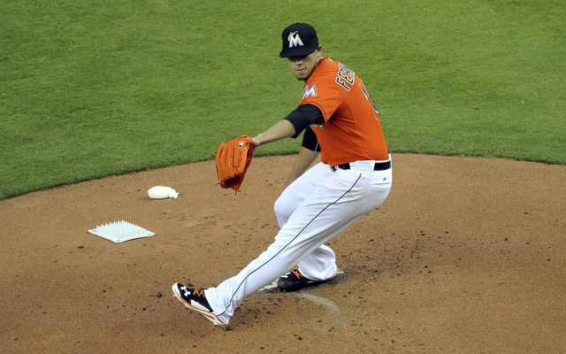 Jose Fernandez is on his way to becoming the best pitcher in baseball.