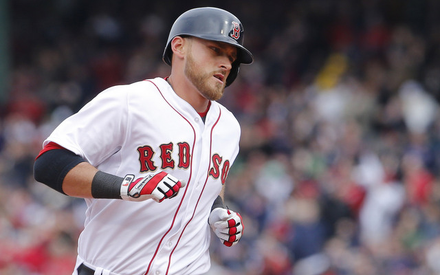 The Red Sox will be without Will Middlebrooks for at least two weeks.