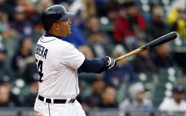 Miguel Cabrera's slow start is just that: a slow start. Nothing more.