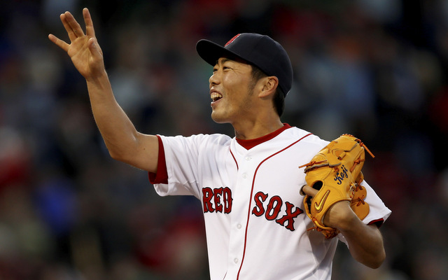 The Red Sox are expected to get closer Koji Uehara back on Thursday.