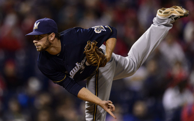 Tyler Thornburg has been both excellent and heavily used in 2014.