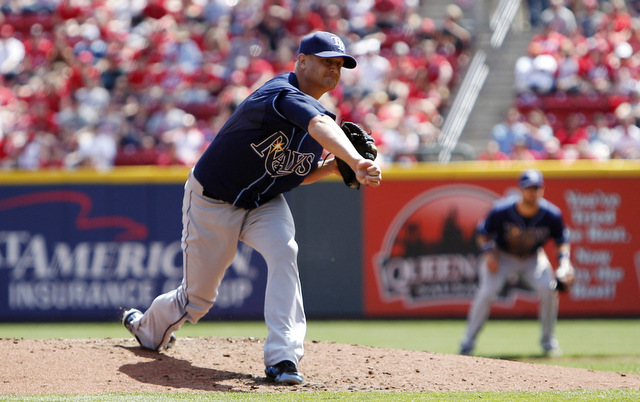 The Rays will be without Alex Cobb for at least two weeks.