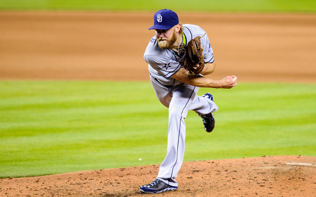 Andrew Cashner appears to have avoided a major elbow injury.