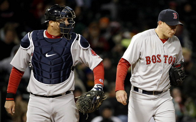 Moving on from unproductive players like A.J. Pierzynski and Jake Peavy isn't selling.