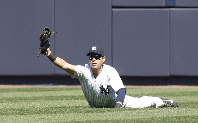 Jacoby Ellsbury will play his first career game against the Red Sox on Tuesday.