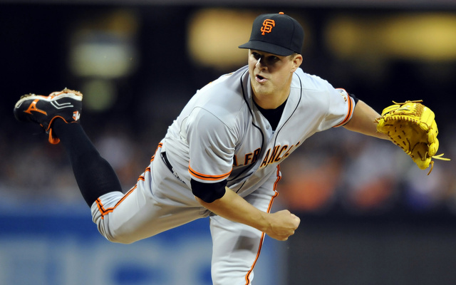 Matt Cain will visit the DL for only the second time in his career.
