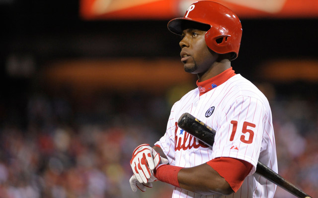 John Mayberry Jr. will likely have to wait until August to be traded.