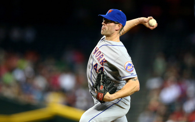 Kyle Farnsworth is joining his fourth team since the start of last season.