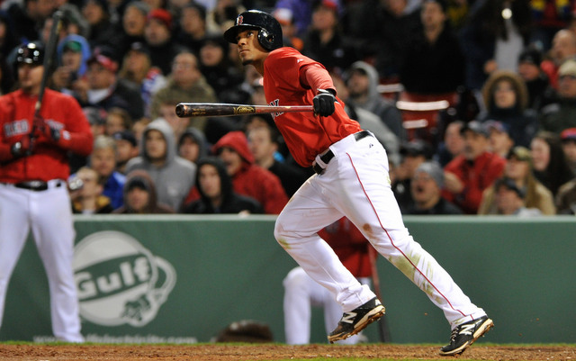 Xander Bogaerts has a .403 OBP and a .752 OPS.