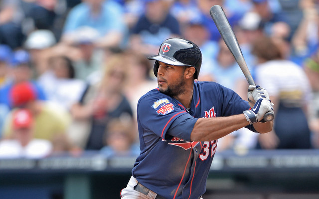 Aaron Hicks is batting .149/.284/.209 left-handed this season vs. .263/.417/.342 right-handed.