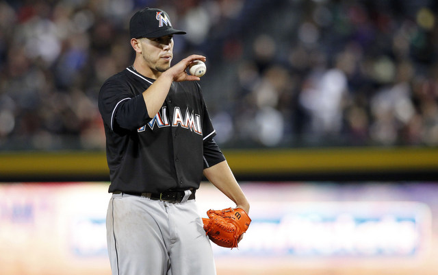 Did a leg injury lead to Jose Fernandez's Tommy John surgery?