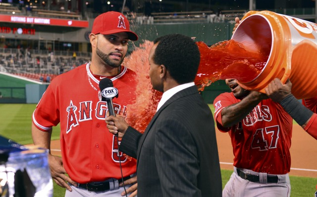 If Albert Pujols reaches a historic milestone and no one cares, did it really happen?