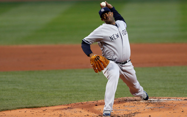 At age 33, CC Sabathia is reinventing himself as a sinkerball pitcher.