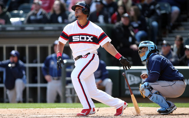 The White Sox got good news about Jose Abreu's ankle.