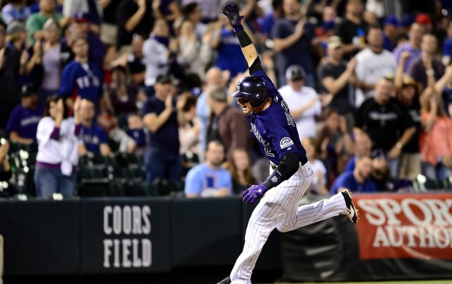 Tulowitzki has been the best hitter and all-around player in the game in 2014.