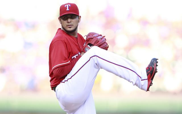 Martin Perez may be facing Tommy John surgery.