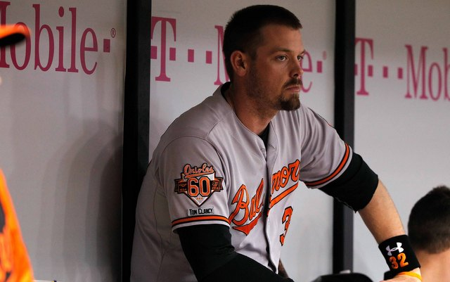 Matt Wieters is planning to test his injured elbow on Friday.
