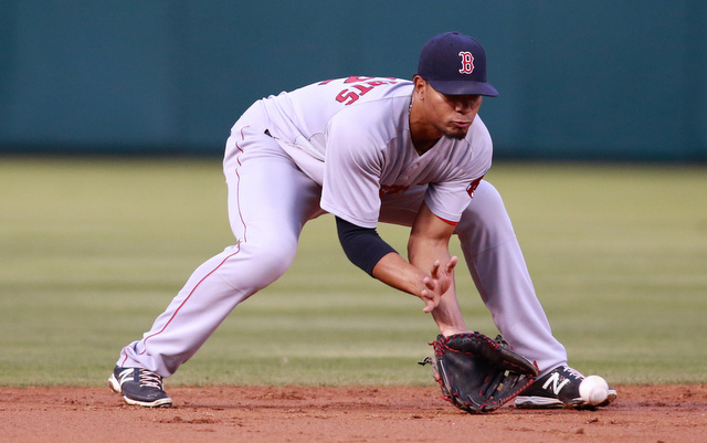 Do the Red Sox still consider Bogaerts their shortstop of the future? Of course.