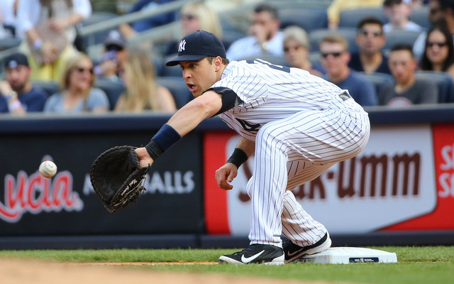 Mark Teixeira's surgically repaired wrist is acting up again.