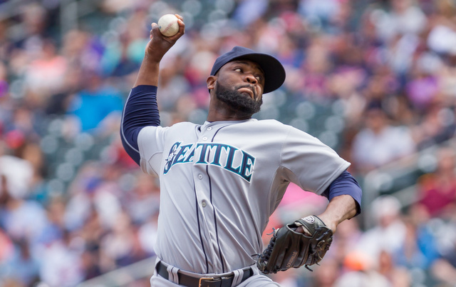 Fernando Rodney is an All-Star for the second time.