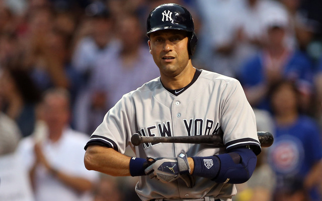 Don't expect to see Derek Jeter in the dugout after his playing days are over.