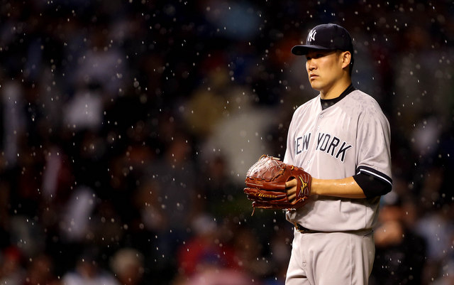 The last place Cubs became the first MLB team to beat Masahiro Tanaka.