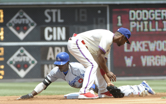 Dee Gordon leads MLB in stolen bases ... by 12.
