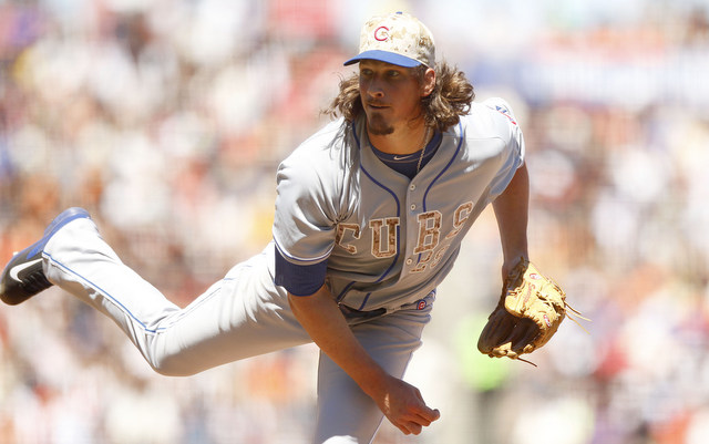 Jeff Samardzija will likely have a new home before the trade deadline.