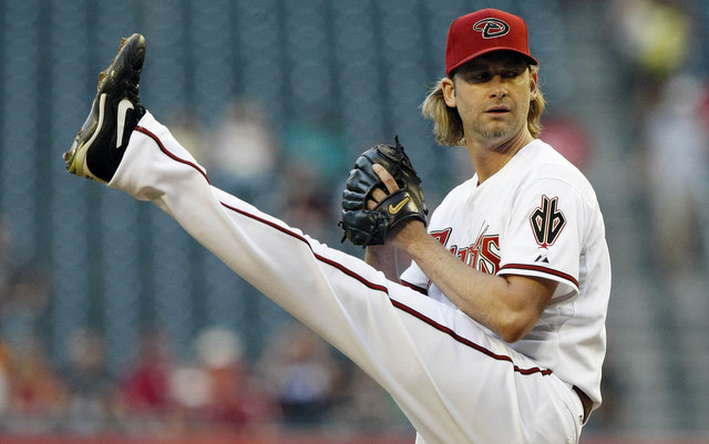 Bronson Arroyo has suffered the first serious arm injury of his career.