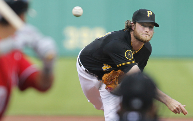 Gerrit Cole will skip at least one start with a shoulder issue.