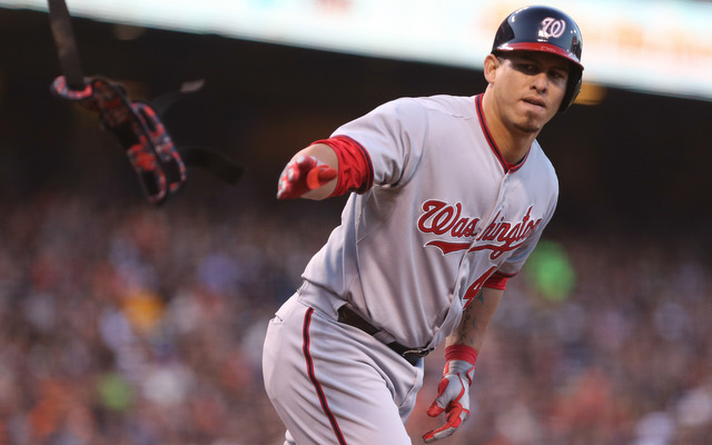 Wilson Ramos is once again on the disabled list.