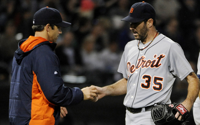Justin Verlander had another rough night on Wednesday.