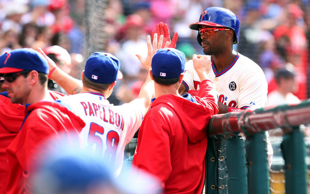 Sounds like Jimmy Rollins is now more open to a trade.