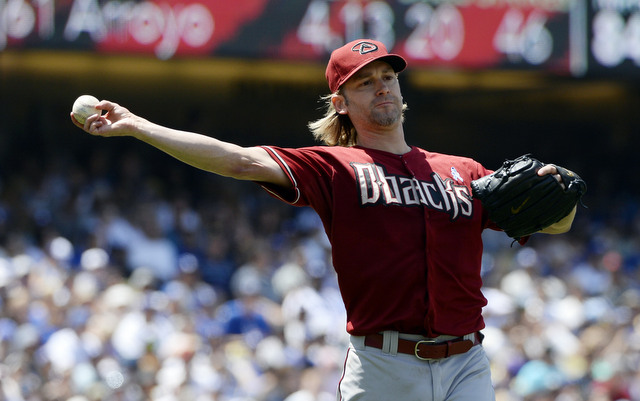 An elbow problem may send Bronson Arroyo to the disabled list.