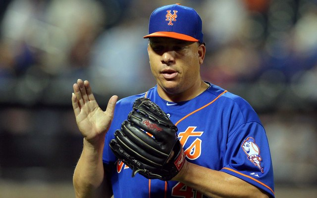 The Mets may shop Bartolo Colon prior to the trade deadline.