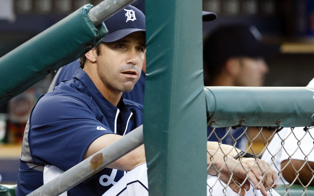 Brad Ausmus made an unfortunate joke on Wednesday.