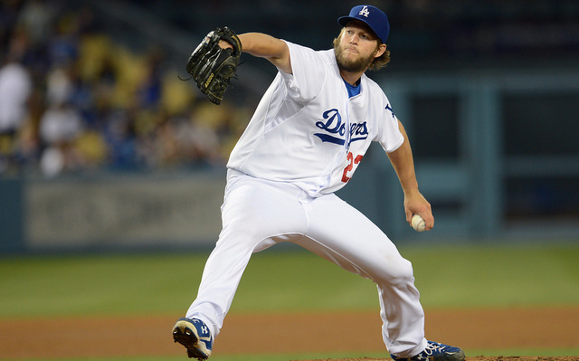 Kershaw has not yet allowed a hit against the Rockies.