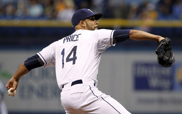 It appears David Price's time with the Rays will soon come to an end.