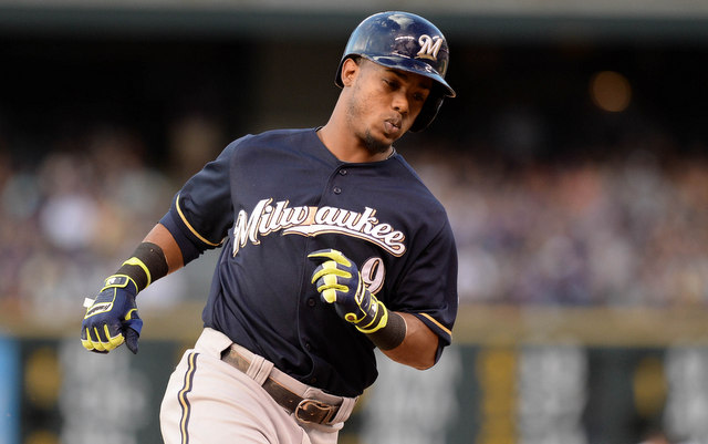 Jean Segura has left the Brewers following the death of his son.