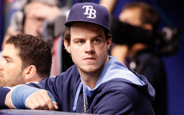 After close to three months on the shelf, Wil Myers is back with the Rays.