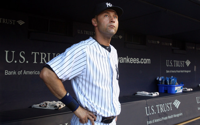Jeter is expected to play in his final All-Star Game this year.
