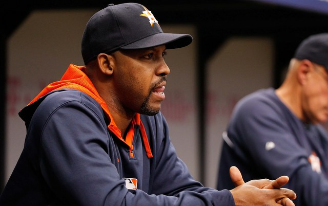 Bo Porter is no longer the manager in Houston.