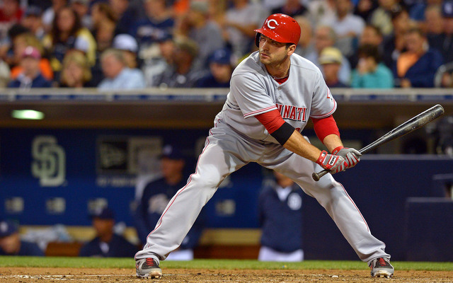Joey Votto appears to be heading back to the DL.